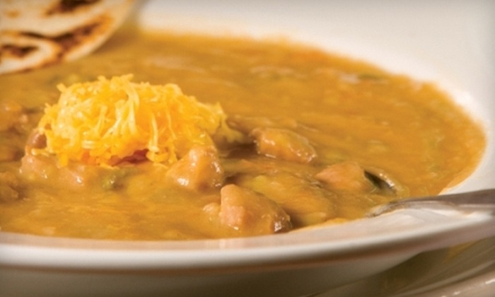 La Fiesta - Five Points: $7 for $15 Worth of Mexican Fare and Drinks at La Fiesta