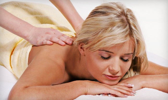 Tinker Massage and Day Spa Studio - Southeast Oklahoma City: Swedish or Couples Massage at Tinker Massage and Day Spa Studio (Up to 52% Off). Four Options Available