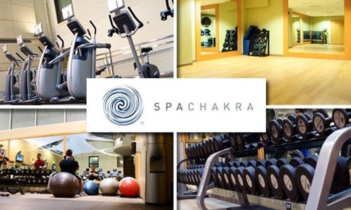 Spa Chakra - Loop: $35 for a One-Month Gym Membership at Spa Chakra ($110 Value)