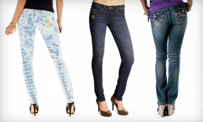 Designer Discounts - St. Augustine: $25 for $60 Worth of Women's Designer Apparel and Accessories at Designer Discounts in St. Augustine