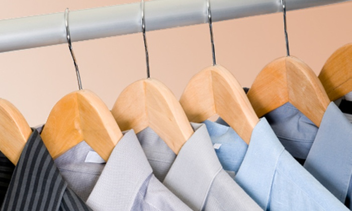 Martinizing Dry Cleaning Austin - Multiple Locations: $10 for $20 Worth of Dry Cleaning at Martinizing Dry Cleaning
