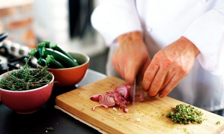 $69.99 for a ThreeHour RawCooking Class with Certification at Cruda Cafe ($180 Value)