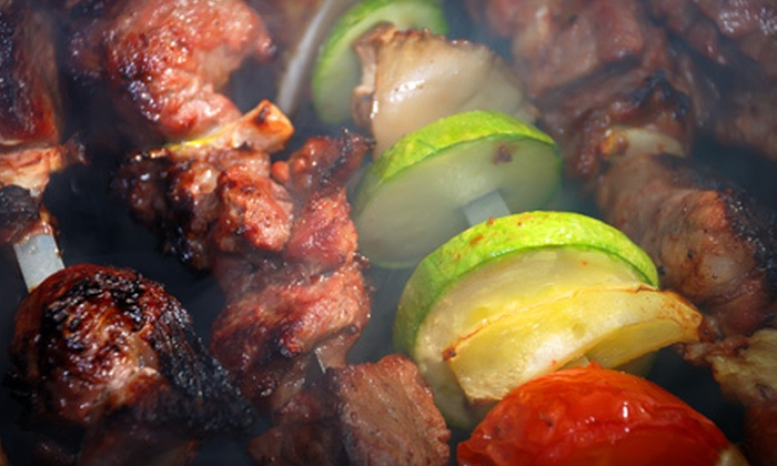ReRico Brazilian Grill - Springfield: $10 for $20 Worth of Brazilian Fare and Drinks at ReRico Brazilian Grill