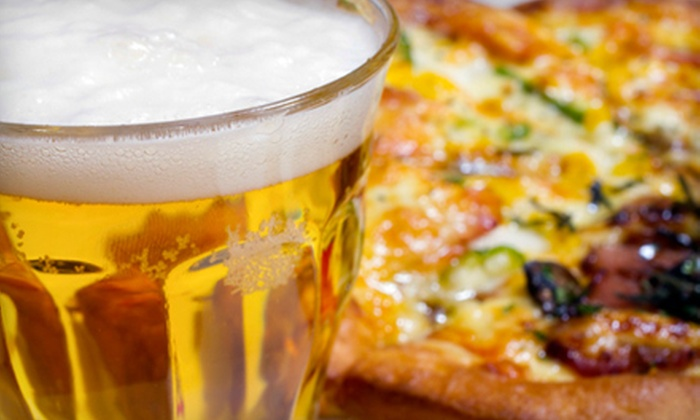 Original Pizza II - Costa Mesa: $12 for $25 Worth of Pizza, Pub Fare, and Drinks at Original Pizza II in Costa Mesa