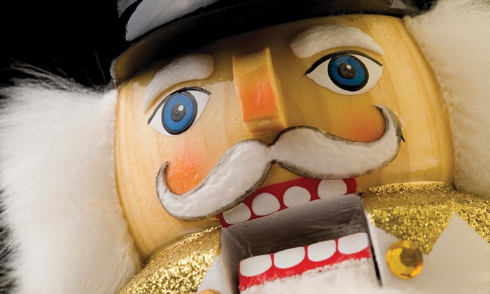 "The Nutcracker - Hamden High School: Cecchetti Ballet Theatre presents ""The Nutcracker"" on December 12 at 7 p.m. or December 13 at 2 p.m."