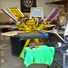 Half Off Introductory Group Screen-Printing Class