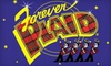 """Merrimack Hall Performing Arts Center Huntsville - Huntsville: Two Tickets to """"Forever Plaid"""" or """"Motherhood the Musical"""" at the Merrimack Hall Performing Arts Center. Six Options Available."""