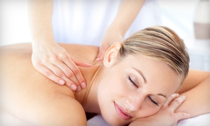The Finishing Touch - Glenwood Grove - North Iris: $65 for Detox Algae Wrap and Tub Treatment Plus a Massage at The Finishing Touch in Boulder (Up to $130 Value)