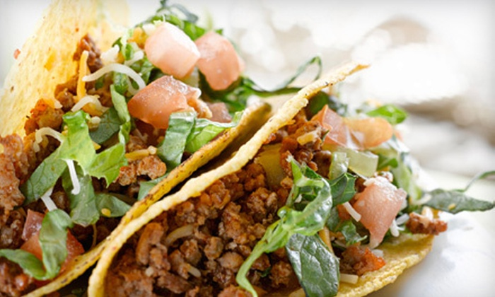 El Maguey - Highland Manor: $14 for Mexican Dinner for Two With Appetizer and Entrees at El Maguey in Independence (Up to $30.84 Value)