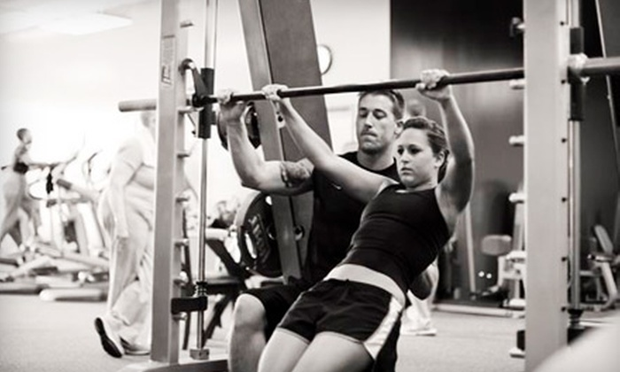 Morph Training - Lawrence: $49 for Initial Assessment and Three Personal Training Sessions at Morph Training ($150 Value)