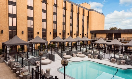 Stay with Daily Dining Credit at Wyndham Garden Dallas North, TX. Dates into February, 2019.