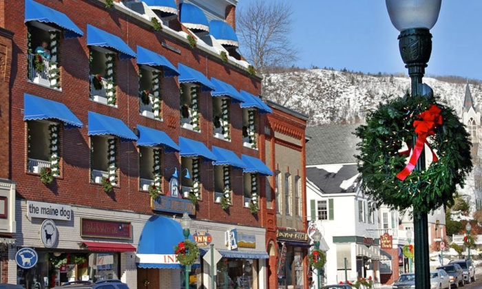 Lord Camden Inn - Camden, Maine: 2-Night Stay for Two with Dining and Shopping Credits at Lord Camden Inn in Camden, ME. Combine Up to 4 Nights.