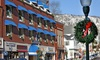 Lord Camden Inn (PARENT ACCOUNT) - Camden, Maine: 2-Night Stay for Two withDining and Shopping Credits at Lord Camden Innin Camden, ME. Combine Up to 4 Nights.