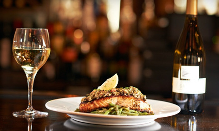 Desiderio Italian-American Grill - Gainesville: Italian Food at Desiderio Italian-American Grill (Half Off). Two Options Available.