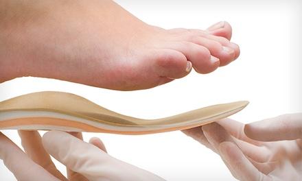 Estudio baropodométrico con plantillas a medida con opción a quiropodia desde 59,90 € en Policlínica Nácar Salud
