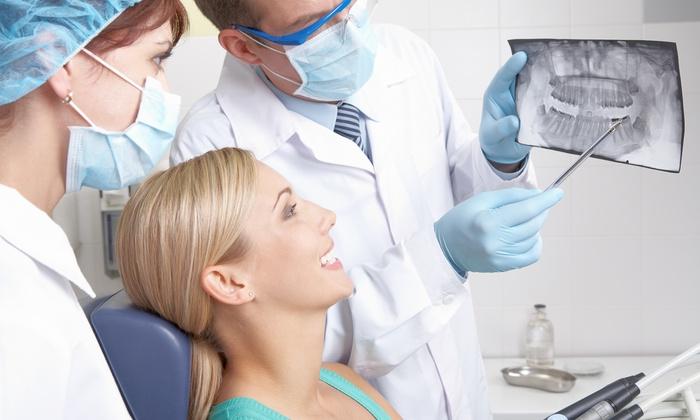 Dental exam fetish