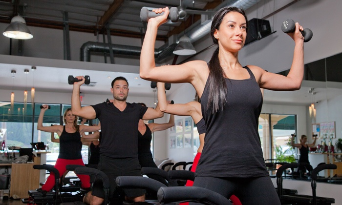 Pilates Plus OC - El Niguel Heights: 5 Pilates Classes or 1 Month of Unlimited Pilates Classes at Pilates Plus OC (Up to 70% Off)