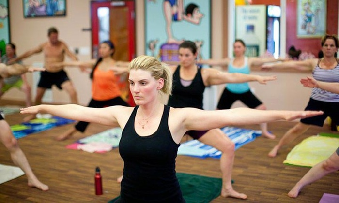 Bikram Yoga Petaluma - Petaluma: 10 Bikram Yoga Classes or Two or Three Months of Unlimited Classes at Bikram Yoga Petaluma (Up to 68% Off)