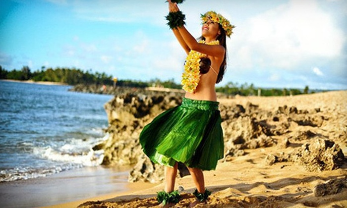 Akala Dance Studio - Multiple Locations: 10 or 15 Hula Classes at Akala Dance Studio (Up to 54% Off)