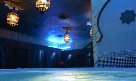 Circuito termal de 1 hora para 2 personas con opción a masaje de 15 minutos desde 29,95€ en Baños Árabes Medina Aljarafe
