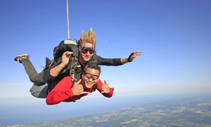 Skydive Midwest: $159 for a Tandem Jump from Skydive Midwest (Up to $229 Value)