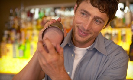 $74.99 for a Three-Hour Recreational-Bartending Course at ABC Bartending and Casino School ($149 Value)