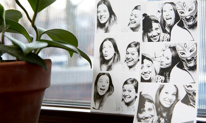 O Snap Smiles - Houston: $151 for $275 Worth of Photo-Booth Rental — O Snap Smiles