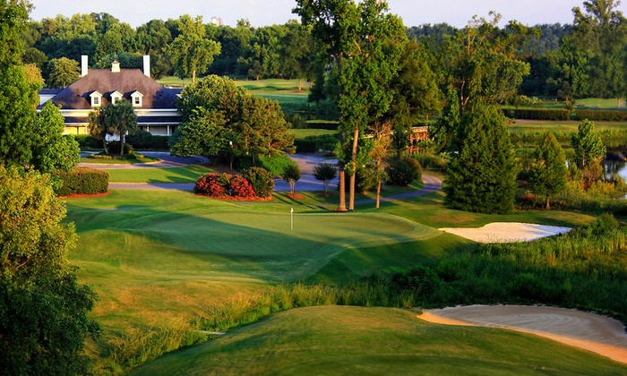 The River Golf Club - The River Golf Club: $189 for Two Rounds, 10 VIP Lessons, and Club at The River Golf Club ($1,043 Value)