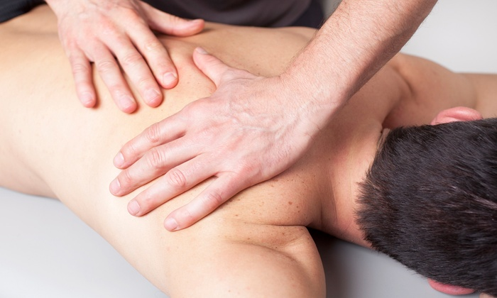 J Cohen Chiropractic - Clinton: Chiropractic Exam Package with One or Three Adjustments at J Cohen Chiropractic (Up to 94% Off)