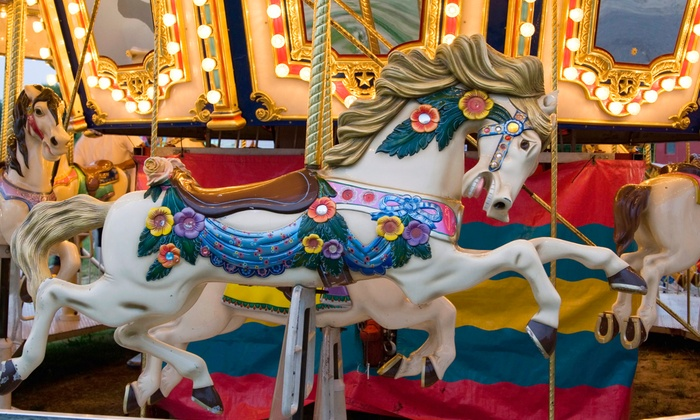 Connecticut Carousel Museum - Bristol: Museum Admission or a Birthday Party at The New England Carousel Museum (Up to 50% Off). Three Options Available.