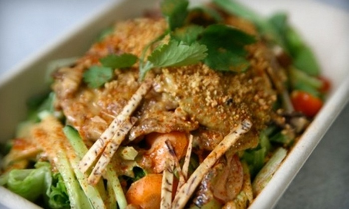 Spize Cafe - Central Raleigh: $7 for $14 Worth of Pan-Asian Fare at Spize Cafe