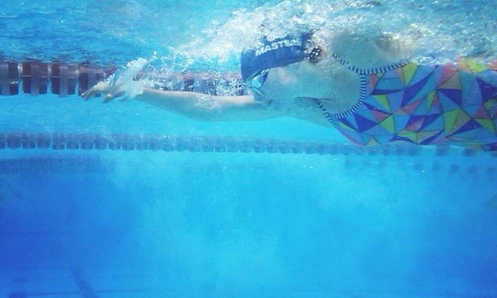 Bearcat Masters Swimming - Multiple Locations: Four Weeks of Competitive Adult Swim Team Training from Bearcat Masters Swimming (50% Off)