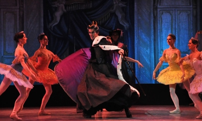 "Singletary Center for the Arts - North Elizabeth Street: $15 for Ticket to Moscow Festival Ballet's ""Sleeping Beauty""  on March 24 ($32 Value)"