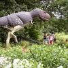Half Off Dinos in the Dark Tickets at Powell Gardens in Kingsville