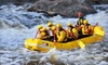 Northwoods Adventures - Vulcan: $25 for a Half-Day Rafting Adventure on the Menominee River from Northwood's Adventures in Vulcan, MI (Up to $52.95 Value)