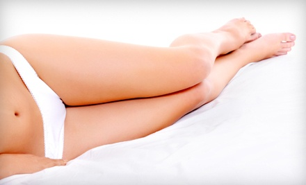 Two 15-Minute Laser Vein-Removal Treatments (a $600 value) - NuDaya MedSpa & Weight Loss Centers in Katy