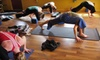 D's Yoga - University City: $25 for a Five-Class Pass to D's Yoga Home ($70 Value)
