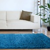 """Lavish Home High-Pile Shag Rug 30""""x60"""" Carpet"""
