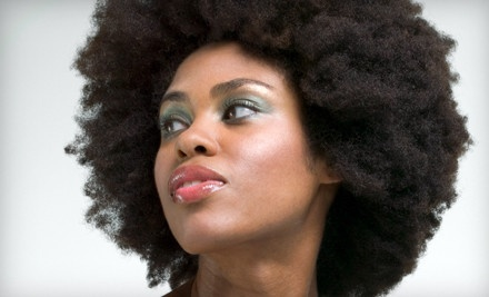 Haircut, Blow-Dry, and Style (a $50 value) - New York New York Hair Design in St. Louis