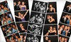 The Little Black Booth: $700 for Four-Hour Photo-Booth Rental and More from The Little Black Booth ($1,700 Value)