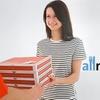 Half Off at Allmenus.com