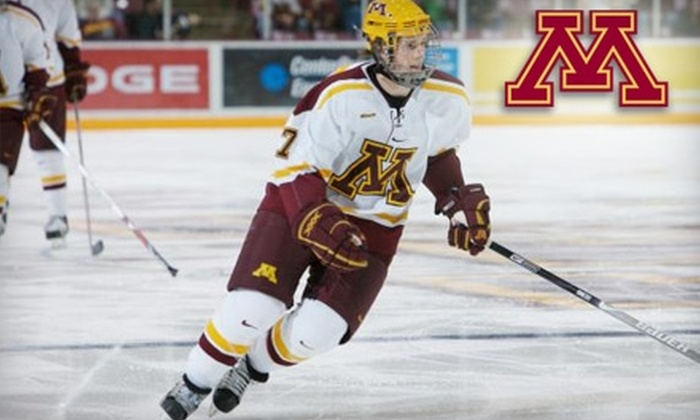 University of Minnesota Golden Gophers - Prospect Park: One Ticket to University of Minnesota Golden Gophers vs. the University of Alaska Anchorage Seawolves Hockey Game on Jan. 28 and a Long-Sleeved Shirt. Choose From Two Options.