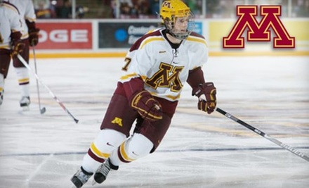 save off 69e25 a7470 One Ticket to University of Minnesota Golden Gophers vs. the ...