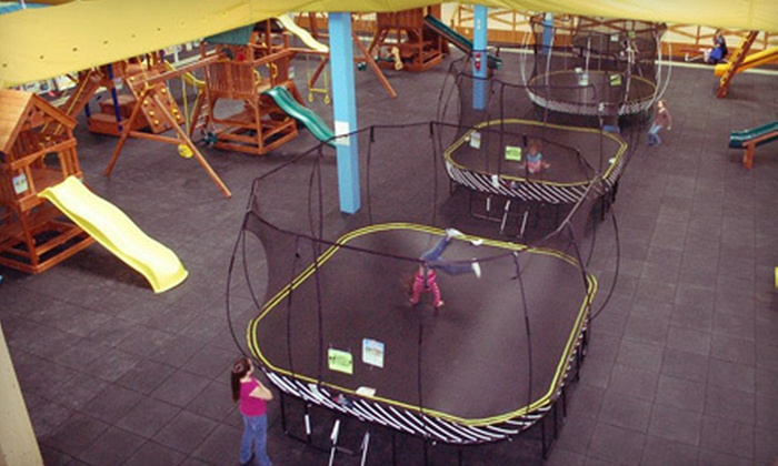Recreations Outlet - Liberty: Six Playground Visits or a Two-Hour Weekday Birthday Party for Up to 15 Kids at Recreations Outlet (Up to 54% Off)