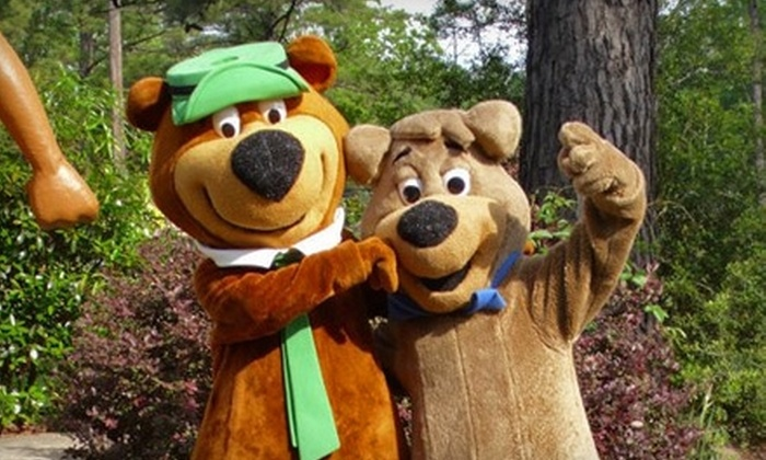 Yogi Bear's Jellystone Park - Robert: $20 for Two All-Day Recreation Passes to Yogi Bear's Jellystone Park ($40 Value)