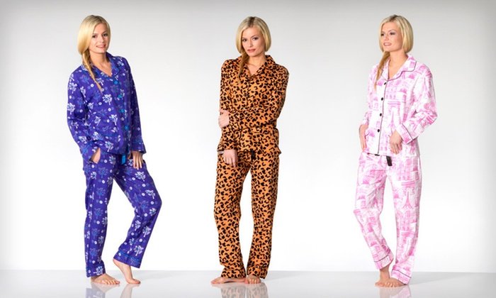 Frankie and Johnny bSoft Pajamas: Frankie & Johnny bSoft Pajamas (Up to 64% Off). Multiple Styles and Sizes Available. Free Shipping and Free Returns.