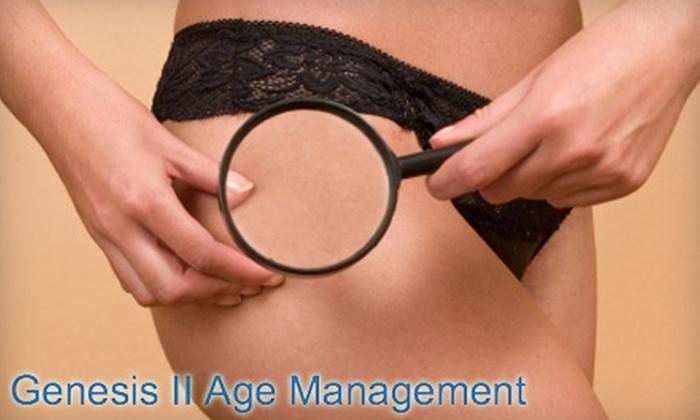 Genesis II Age Management - Arlington: $199 for Three Lipo-Ex Treatments at Genesis II Age Management in Arlington