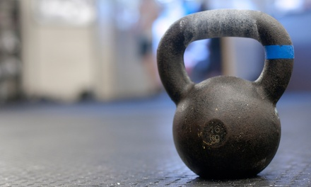 8 or 15 Group Kettlebell Classes, or 4 One-Hour Private Kettlebell Sessions at Art of Strength (Up to 80% Off)