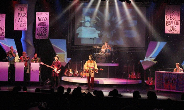 Beatlemania - Hippodrome: Beatlemania Now! on Saturday, February 20, at 8 p.m.