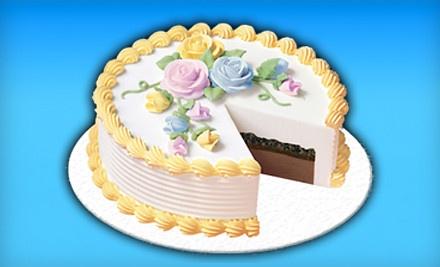 8-Inch Cake (an $18.99 value) - Dairy Queen in Depew